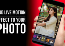 add motion to your photo