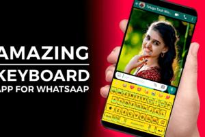 best keyboard app for whatsapp