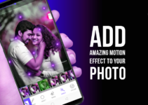 motion effect app