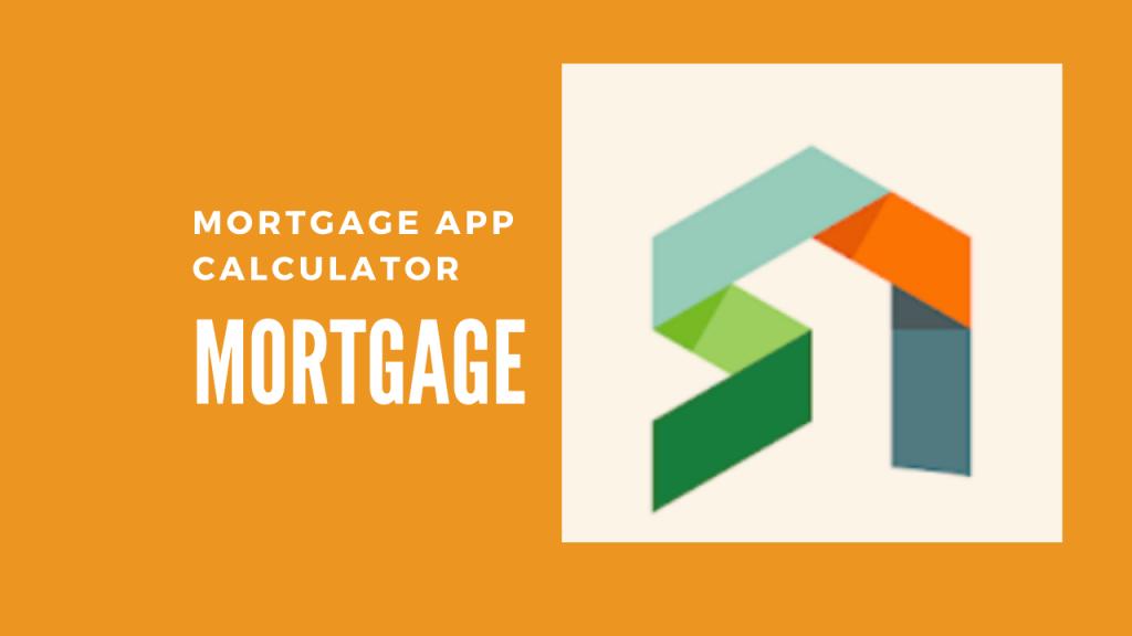 calculator for mortgage