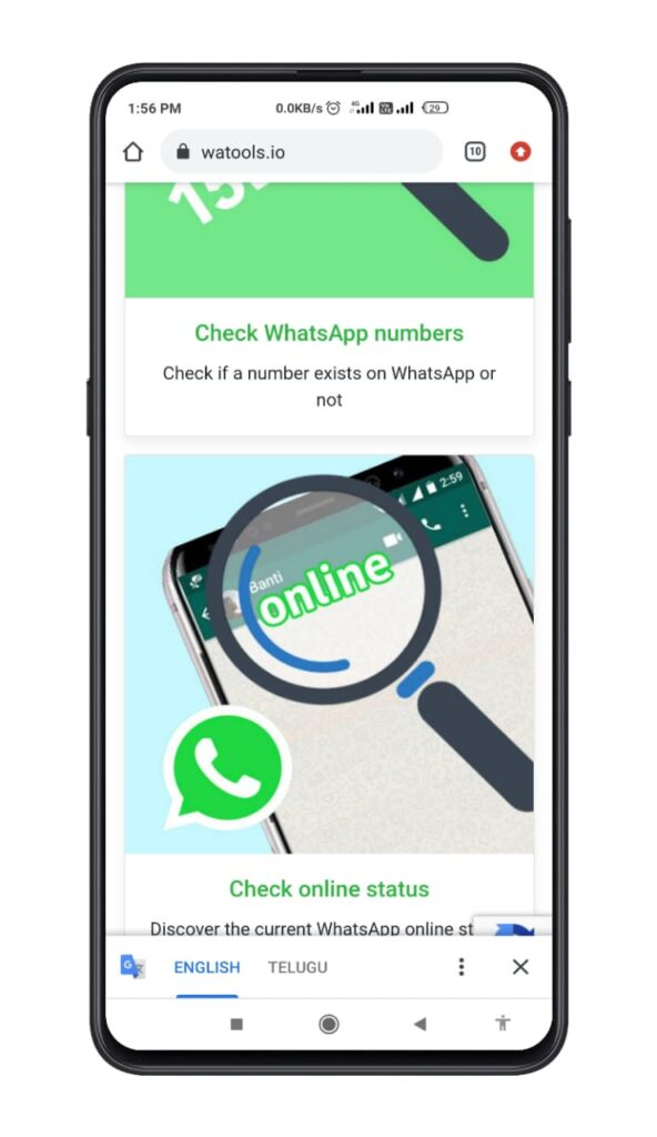 New whatsapp tricks for android