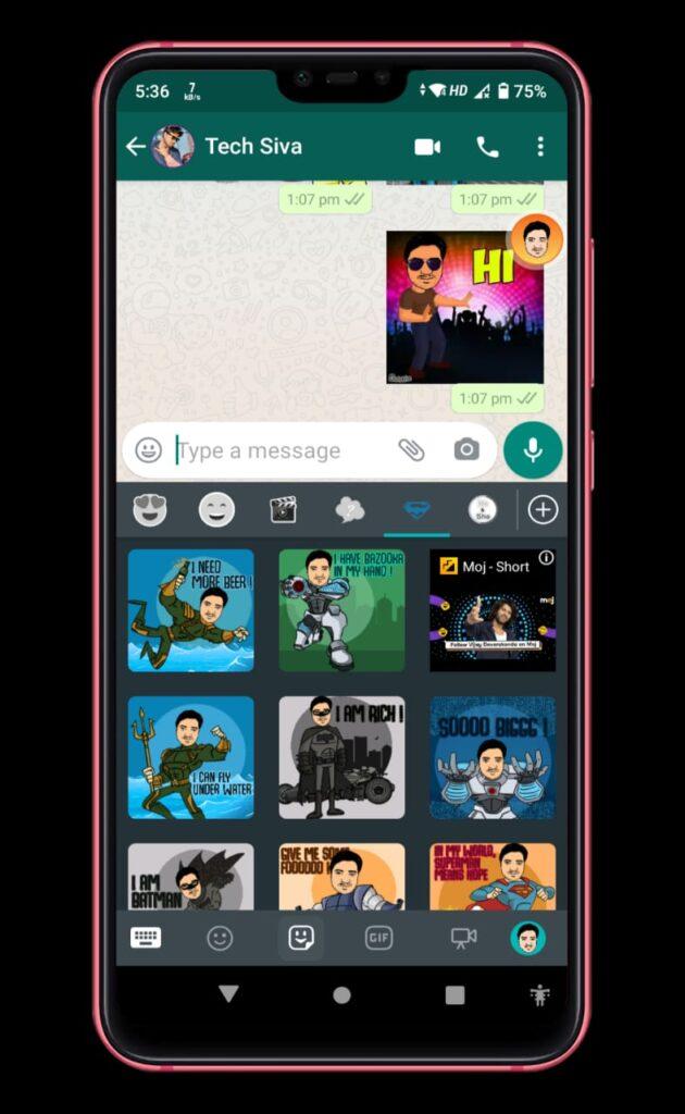 best stickers keyboard app