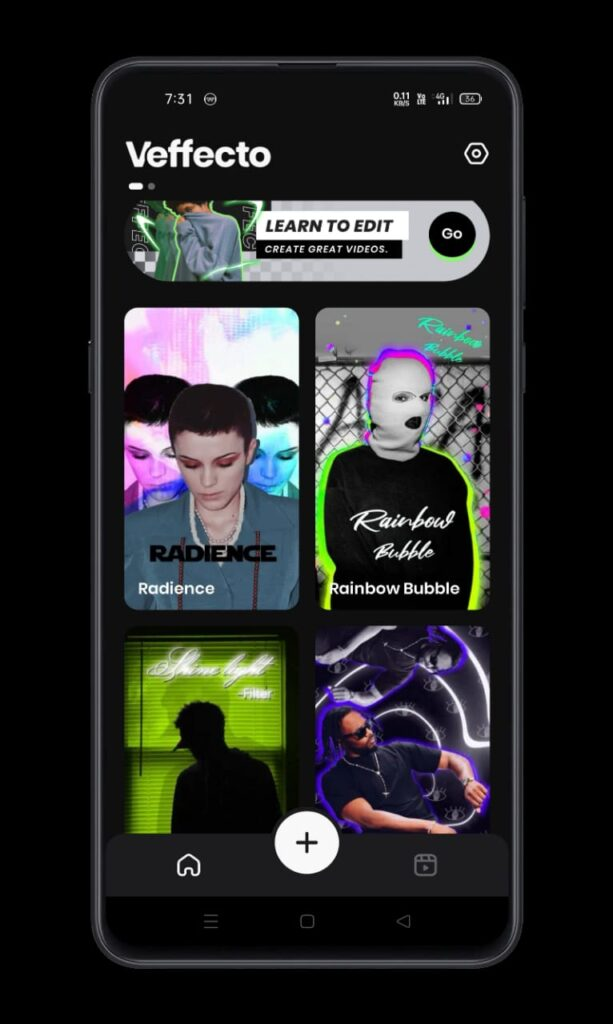 Veffecto apps